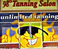 98 Degrees Tanning and Wellness Centre logo