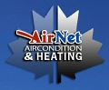 AIR NET HEATING & AIR CONDITIONING INC. logo