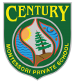 Century Montessori Private School logo