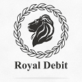 Royal Debit logo
