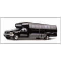 Party Bus Toronto VIP logo