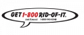 1-800 RID-OF-IT logo