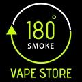 180 Smoke Vape Store logo