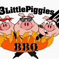 3 Little Piggies BBQ logo