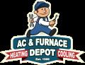 AC & Furnace Depot logo