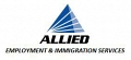 Allied Employment and Immigration Services logo