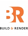 Build and Render logo