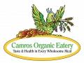 Camros Organic Eatery logo