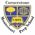 Cornerstone Montessori Prep School logo