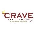 Crave Grill House logo