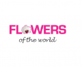 Flowers of the world logo