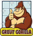 Grout Gorilla logo