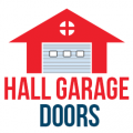 Hall Garage Doors logo