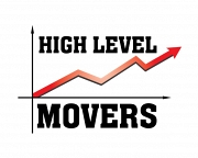 High Level Movers logo