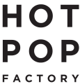 Hot Pop Factory logo