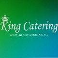 King Catering logo