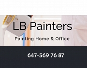 Lb painters logo