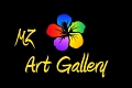 MZ ART GALLERY logo