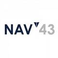 NAV43 logo