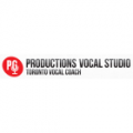 PG Productions Vocal Studio logo