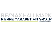 Pierre Carapetian Group Realty Ltd. REMAX / Hallmark logo