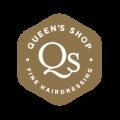 Queen's Shop - Fine Hairdressing logo