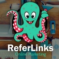 ReferLinks Online Marketing logo