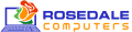 Rosedale Computers logo