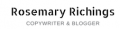 Rosemary Richings Content Creation & Strategy Services logo