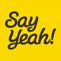 Say Yeah! logo