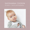 Shoshana Coodin - Children + Family Photography logo