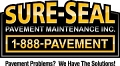 Sure-Seal Pavement Maintenance Inc logo