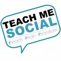 Teach Me Social logo