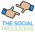 The Social Producers logo