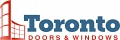 Toronto doors and windows company logo
