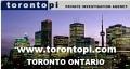 Toronto PI (Private Investigator) logo