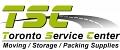 Toronto Service Center logo