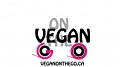 VEGAN ON THE GO logo