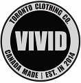 VIVID Clothing logo