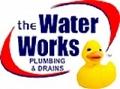 Waterworks Plumbing & Drains logo