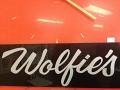 wolfies deli logo