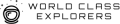 World Class Explorers logo