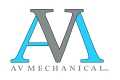 AV Mechanical Inc. logo