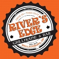 River's Edge Grillhouse & Sports Bar logo