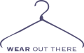 Wear Out There logo