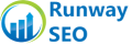 Runway SEO logo