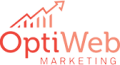 OptiWeb Marketing logo