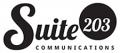 Suite 203 Communications logo