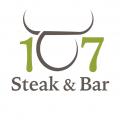 107 Steak & Bar logo