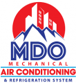 MDO MECHANICAL AIR CONDITIONING logo